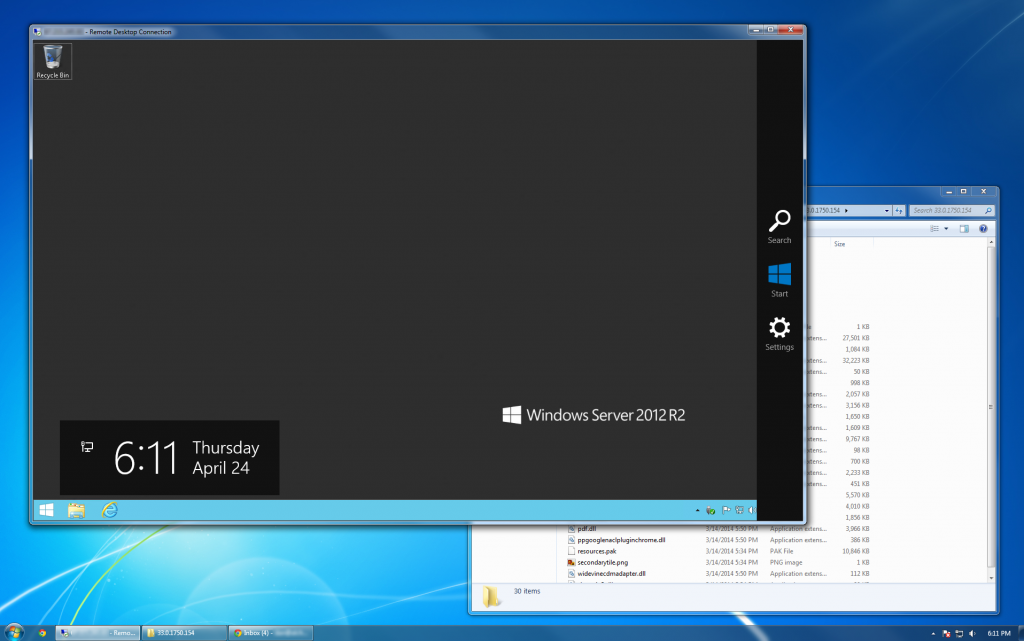 Windows Server 2012 VPS