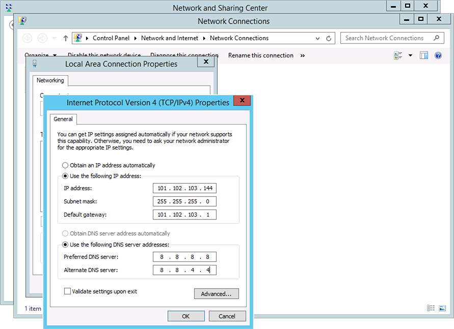 windows server 2008 r2 how to add domain