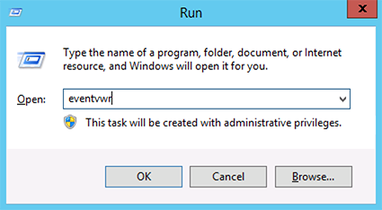 How to Open Event Viewer Log in Windows Server / VPS