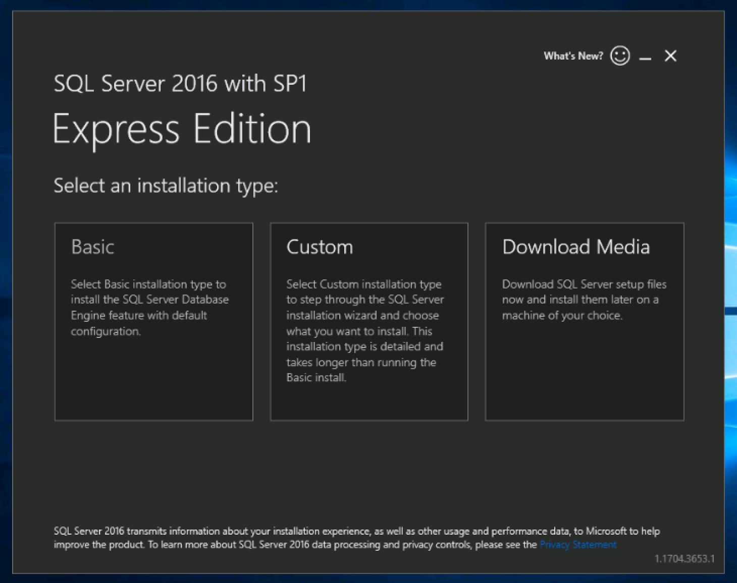Installing Ms Sql Server Express On Windows Vps Or Server Solvps