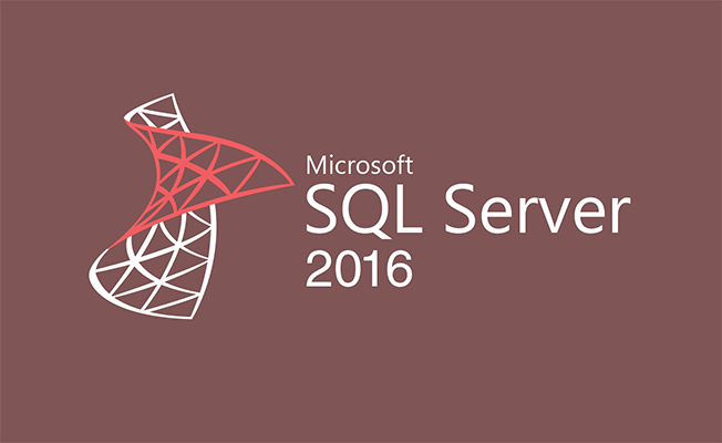 Microsoft SQL Server 2016 Screenshot